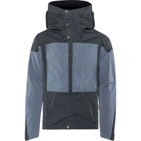 Fjällräven Keb Jacket Herren dark navy-uncle blue